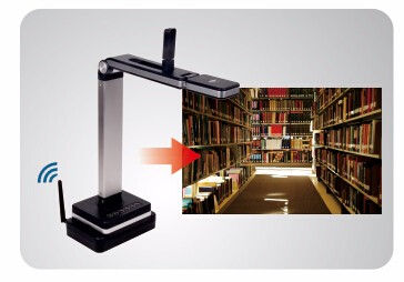 eloam WIFI portable smart digital document scanner for educations