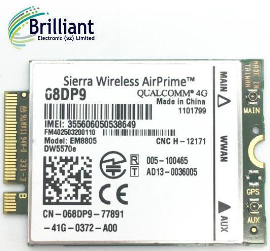 DELL Sierra Wireless AirPrime 68DP9 EM8805 DW5570e WWAN HSPA NGFF CARD 68DP9