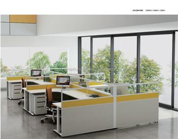 top quality office desk workstation. High Quality Aluminium Partition Workstation Table/modern Design Round Shape Office Desks Top Desk