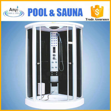 2016 NEW design aluminium alloy complete commercial steam shower room