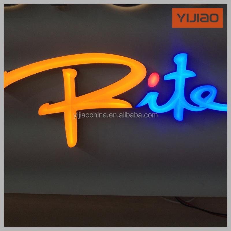 New Arrival Good Quality Sign Led Lights Corporate Logo