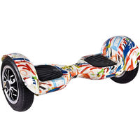 10 inch 2 wheels smart scooter hoverboard with bluetooth