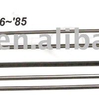 Mercedes W123 Coupe New Oem Windshield And Rear Window Seals New ...