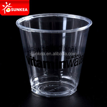 Disposable 200 Ml 300 Ml 400 Ml Plastic Cups For Milk Shake - Buy Plastic  Cups For Cold Drinks,Printed Cold Cups With Flat Lids,Transparent Pet Cups