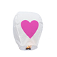 Chinese White Flying Paper Biodegradable Sky Lanterns Wedding Party Decorations