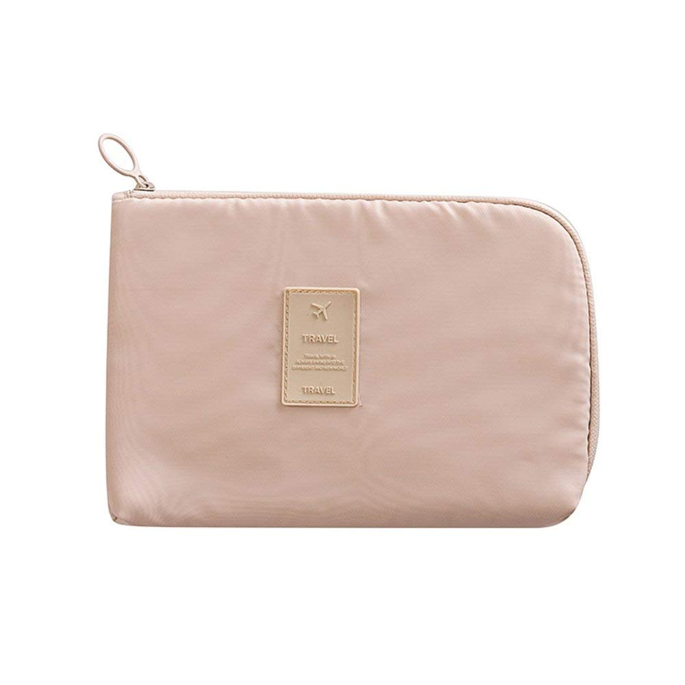 Portable Storage Bag Makeup Bag Charger Pouch Data Line Pouch Electronics  Cable 18503ef3ae2ce