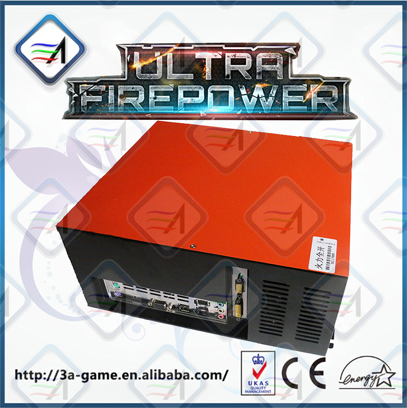 Game Console Kits Ultra Firepower Hod3 Aliens Farcry 3 In 1 ...