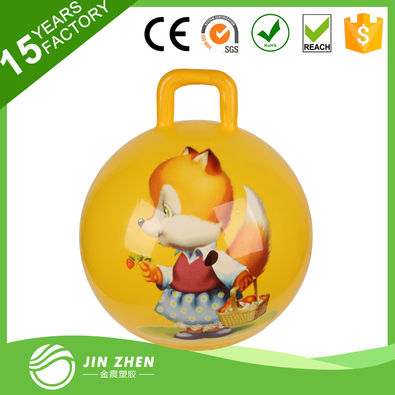 inflatable pvc toys / hopper ball / Plastic ball