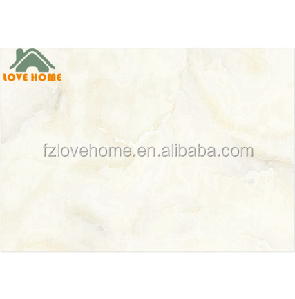 glossy finish 3D inkjet marble printing bathroom wall tile