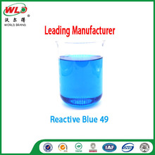 Reactive Brill Blue PE/C.I.Reactive Blue 49 fabric viscose dyeing