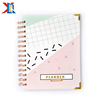 Premium Thicker Paper with Pen Holder 2019 2020 Weekly Monthly Academic Planner