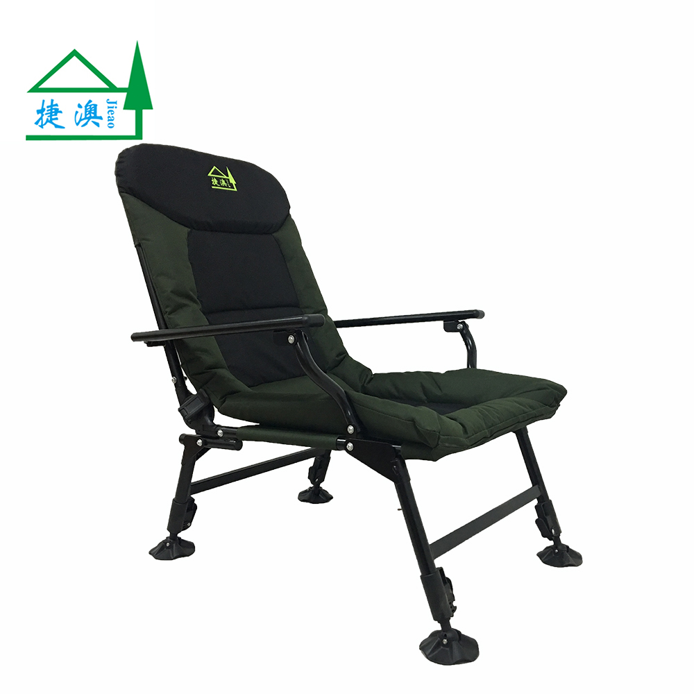 2017 new style foldable carp fishing chair bedchair outdoor camping bedchair
