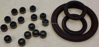 4efe Engine Crooved Rubber Valve Cover Gasket For Toyota Oem 11213 ...