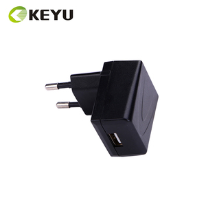 5V 1000mA Travel USB Charger Adapter Wall Portable EU UK US AU INDIA Plug MP3 MP4 mobile phone Charger