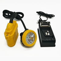 2019 Manufacturer supplies cordless safety mining light cap led miner lamp