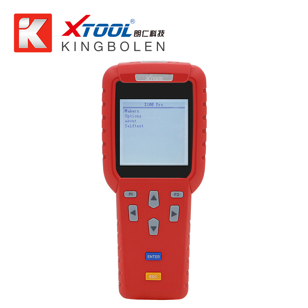 XTOOL x100 Pro 12V car mileage correction tool for Universal cars xtool diagnostic tool