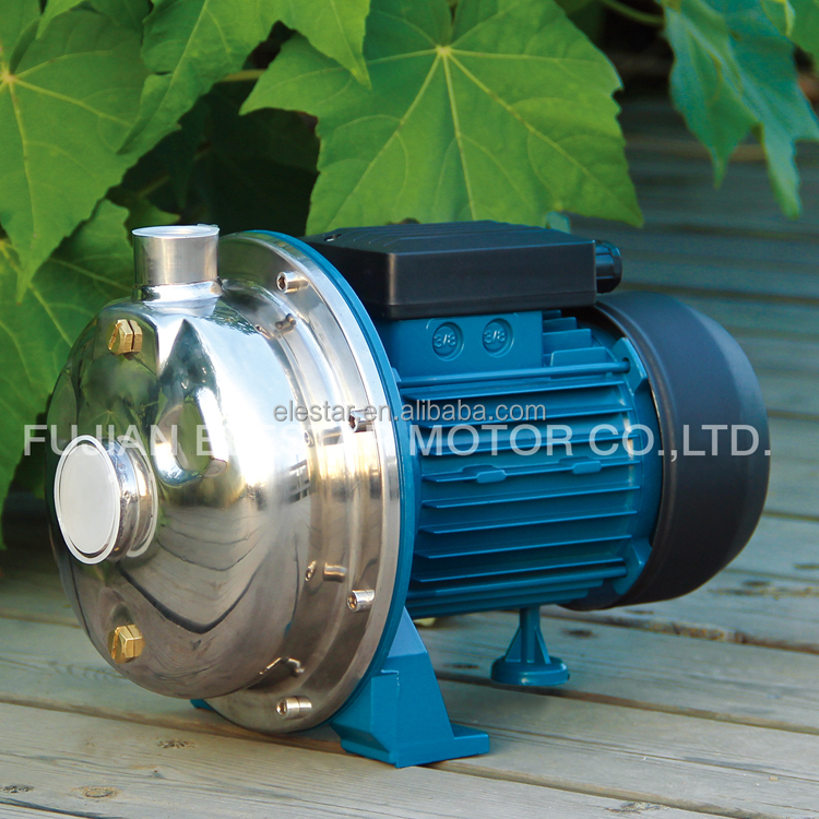 Scm-St Ce Certificate 220V Suction Centrifugal Water Pump