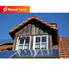 Rosen 6000 W Solar System On Grid for Common House Electricity