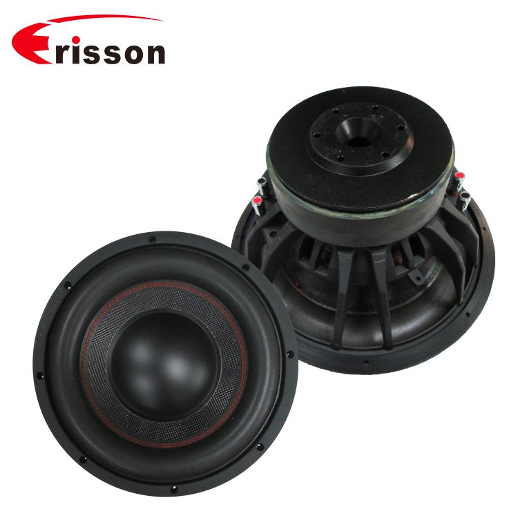 Grosir OEM/ODM 12 Inci Mobil Subwoofer Audio Speaker