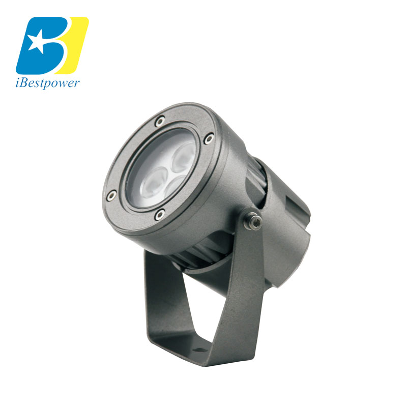 Beijing Ibestpower U support 8w dmx rgb outdoor led flood light 110v landscape lighting