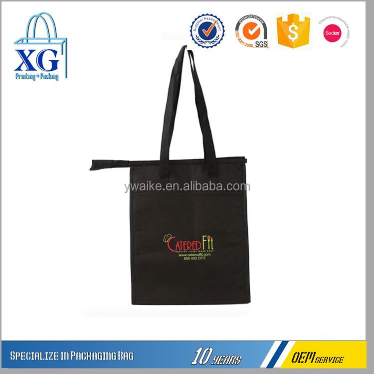 Top grade attractive style wholesale insulated lunch tote set bag