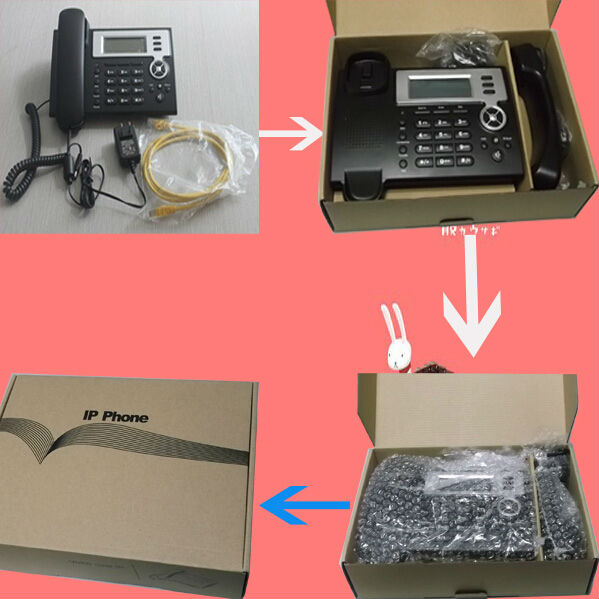 Office calline Fanvil X3U ip phone touch color screen Enterprise SIP line wifi phone support POE