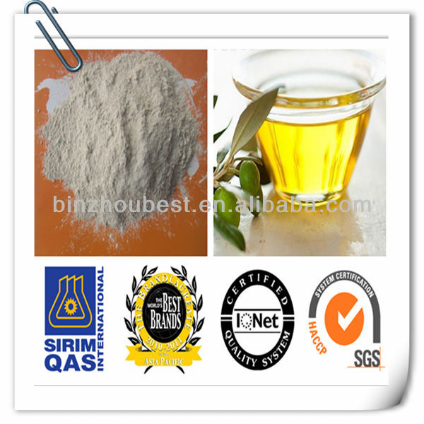 Activated Bleaching Earth Used for Edible Oil