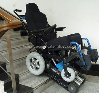 Stair climbing/hydraulic wheelchair/big power in China : big electric wheelchair - Cheerinfomania.Com
