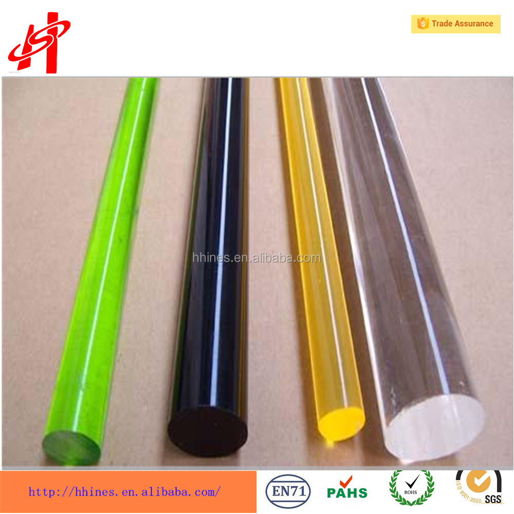 3d printer use filament abs colored acrylic rods