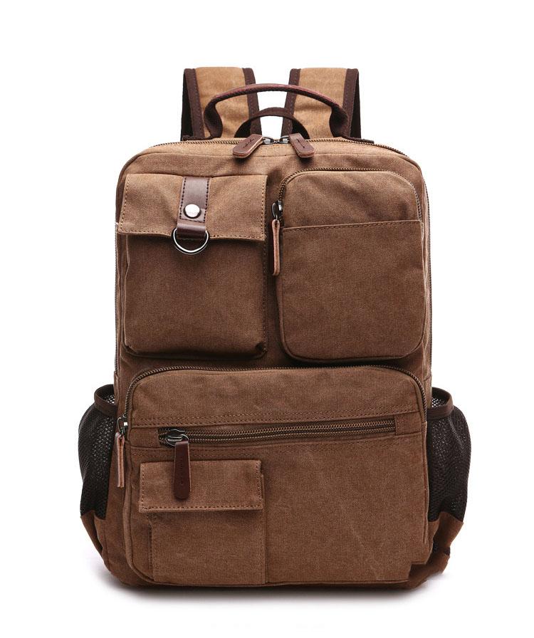 Wholesale Men S Backpacks For School Teenagers Retro Laptop Bag 17 ... 8597551cdc831