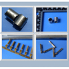 OEM Sheet Metal Stamping Part with plating, Hot Dip Galvanized Sheet Metal Fabrication Forming Stamping Parts