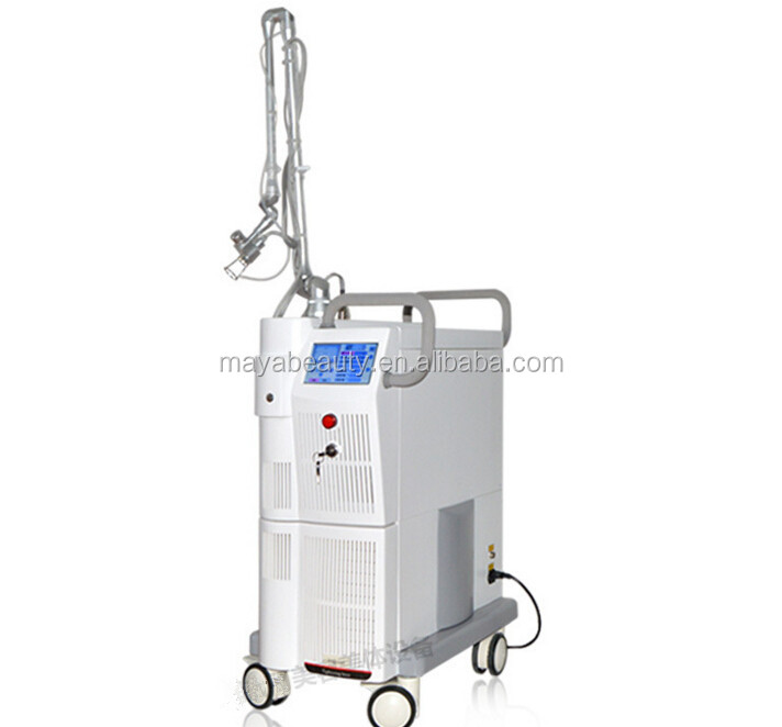 MY-C808 co2 fractional laser equipment / co2 laser facial rejuvenation machine (CE Approval)