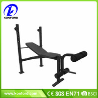 Sit up AB bench hone gym exercise equipment workout folding sit up