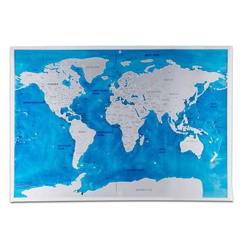 Reise Welt Usa Poster Scratch Off Map - Buy Welt Karte Scratch Off,Scratch  Off Weltkarte Poster,Abkratzen Karte Der Welt Product on Alibaba.com