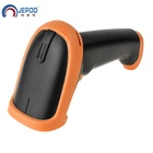 JEPOD JP-S3 USB connection 2.4G 50 Meter Communication Distance 1D Wired CCD Bar Code Scanning Reader Barcode Scanner