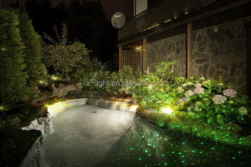 Low Voltage Landscape Lighting/outdoor Laser Lights For Trees ...