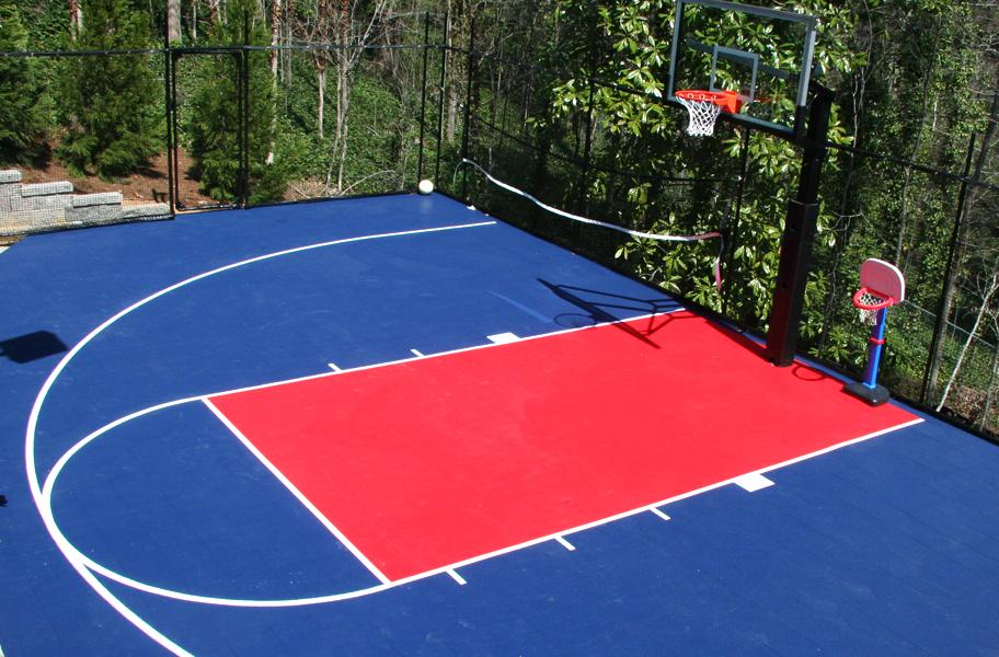 Plancher De Vinyle De Planche De Bois Pour Le Basket Ball