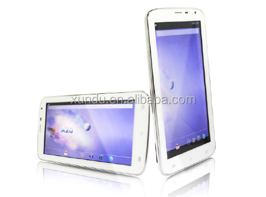 Factory Promotion 7'' 2g tablet pc with GSM phone call dual camera