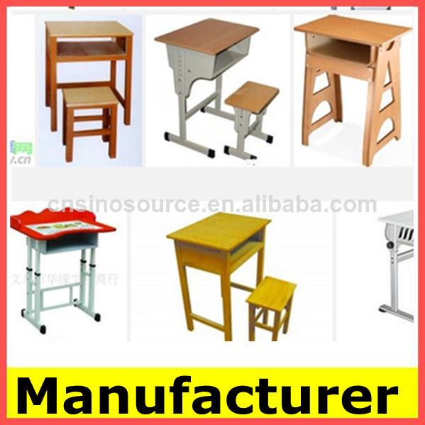 nuevo diseo de mesa y sillas de jardn de infantes para estudiante de escritorios