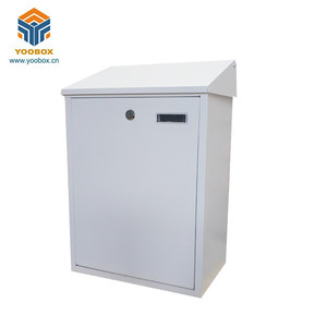mailboxes residential decorative, mail boxes rental, Finish Locking City mailbox for sale cheap