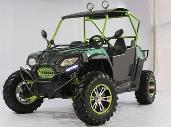 Epa Roved Por Design 2 Seat 250cc Utv Off Road Dune Buggy