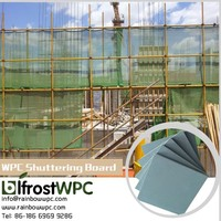 2016 hot PVC Plastic Shutter Formwork with good quality