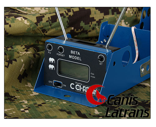 New airsoft chronograph shooting chronograph for hunting CL35-0005