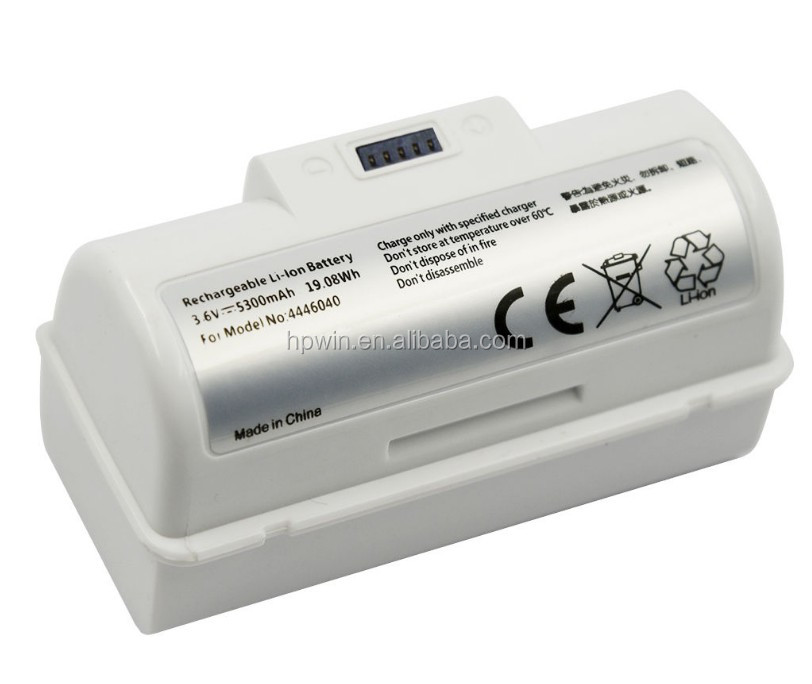 Replacement Braava jet240 3.6V 5.3Ah rechargeable battery li-ion for vacuum cleaner