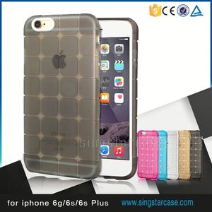 China Products Rock Magic Cube Protective TPU Case for iPhone 5s Cover