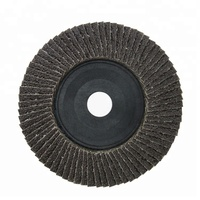 Sharpness high quality T29 brown calcined aluminium oxide sanding flap disc for metal and nonmetal sanding