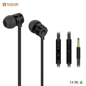 Yison Customize Logo Headphones With Mic And Vol Control For All Type Mobile Phone Buy Customize Logo Headphones Earphone For All Type Mobile Phone Headphones With Mic And Vol Control Product On Alibaba Com