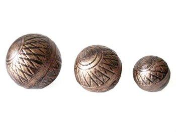 Large Metal Garden Ornament Balls For Garden And Home Decor Use