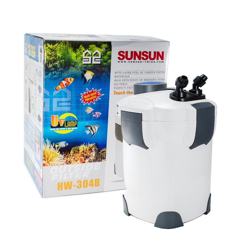 Boyu aquarium fish tank external filter canister - Sunsun China Hw 304b 5 Stage External Canister Filter With 9 Watt Uv Sterilizer 525 Gph Buy Aquarium Canister Filter Best Aquarium Canister Filter