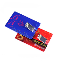 Promotional Custom Logo metal usb Card, Cheapest Factory Price Business Card usb Flash, 100% Real Capacity Credit Card usb 2.0